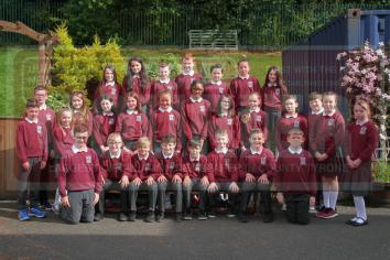 Schools' Primary 7 leavers photos