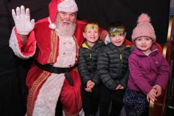 Magherafelt switches on to Christmas