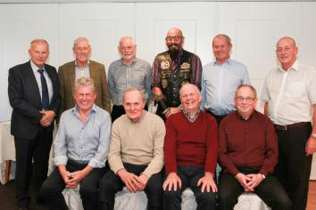 Cookstown Cheese Factory reunion