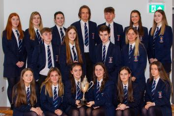 St Patrick's Academy, Dungannon annual prize presentations