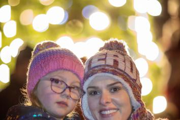 Christmas Lights switched on across Mid-Ulster