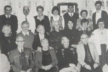 Moy Cosy Club 25 years ago