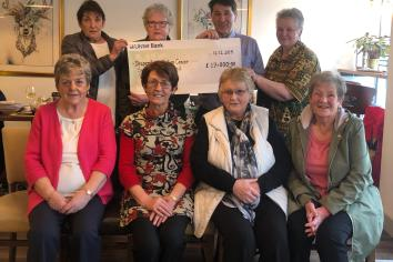 Draperstown Action Cancer shop raises £17,000 in 12 months
