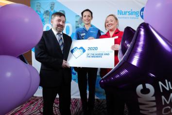 Swann welcomes suspension of nursing strike