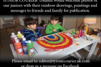 Rainbow paintings/drawings wanted!