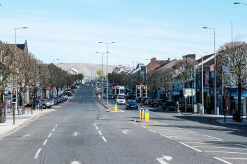 Bullets found in Cookstown town centre