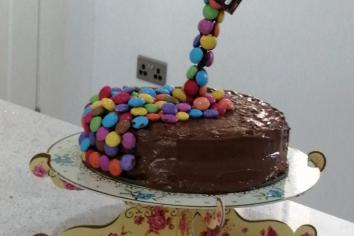 Magherafelt students find lockdown a piece of cake