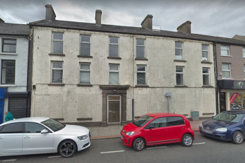 Shop and apartments planned for Magherafelt town centre
