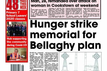Today's Tyrone Courier and Mid-Ulster Courier