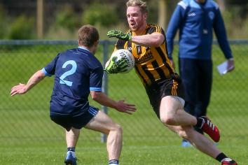 Gaelic games kick off again