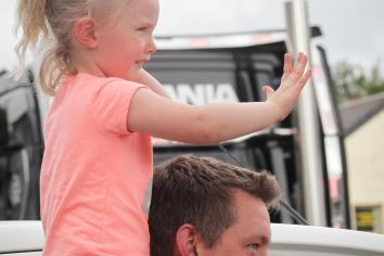 Dungannon Truck Run Sept 2020