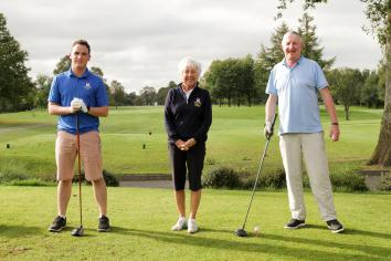 President's Day at Dungannon Golf Club