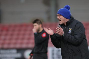 Kris Lindsay leaves Dungannon Swifts by mutual consent