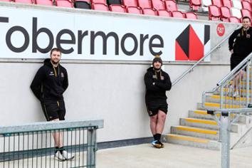 Tobermore and Ulster Rugby are perfect match!