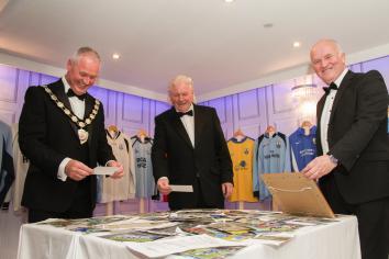 Killymoon Rangers FC celebrate 50 years of football