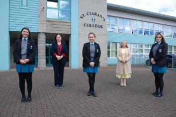 Irish success for St Ciaran's students
