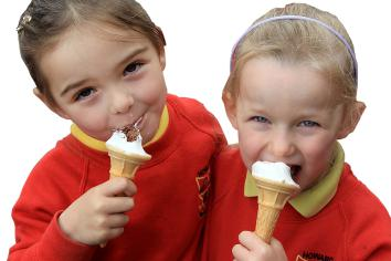 Howard Primary School Fun Day proves popular