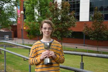 Outstanding achievement by South West College student