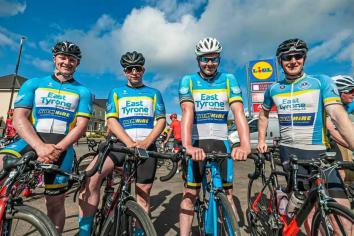 Third Tour of East Tyrone well supported