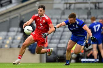 The wait is over, it's finally game on for Tyrone!