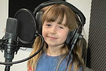 Dungannon schoolgirl is the new star of a television advert