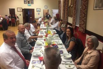 Moygashel RBP No 1052 Centenary Dinner Celebration