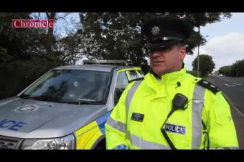 Roads policing