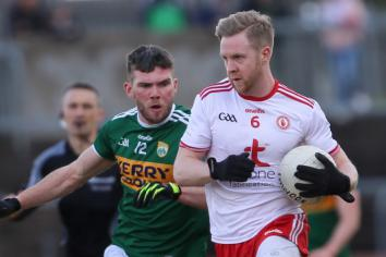 Tyrone to face off with Kingdom in league opener