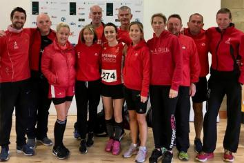 Harriers embrace perfect conditions at Annaghmore