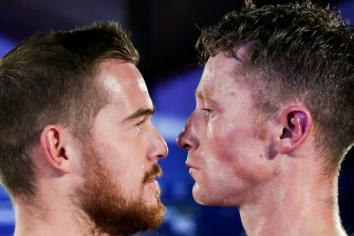 Feargal calls for a 'Tyrone takeover' ahead of Irish title fight in Dublin