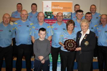 Six of the best for Cookstown bowlers