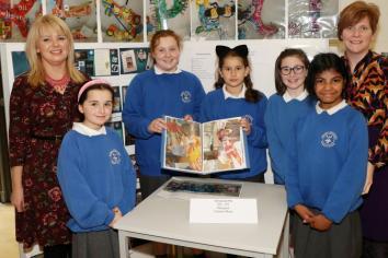 Windmill IPS pupils shine at creative awards