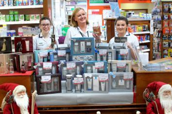 Festive offers with McKeevers Chemists