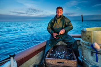 Eel fishermen fear for the future after Brexit