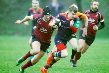 Young Valley side schooled by Academy