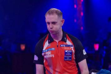 Kyle 'delighted' with brilliant BDO performance