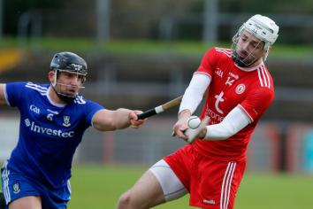 Monaghan inflict hurlers' first league defeat