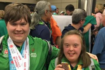 Eagles' medal count rises as athletes return from World Games