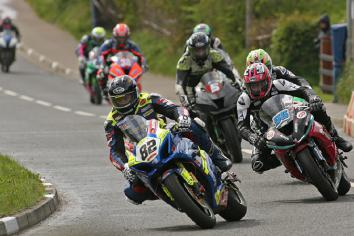 Mullingar Missile storms to KDM Hire Cookstown 100 treble