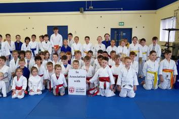 Judo festival a huge success