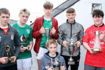 'Gannon's young stars' efforts rewarded