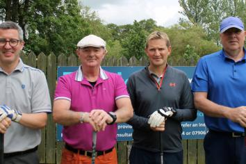 Sun shines on Hagan's Captain's Day