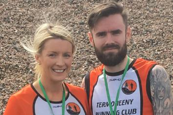 Prize winning continues for Termonneeny athletes