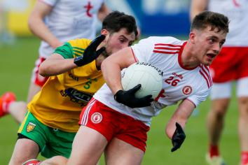 Red Hands downed by Donegal