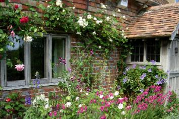 Creating a Country Garden in June