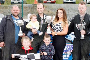 Cardwell claims top honours at Tullyroan Oval