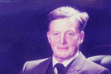 Dungannon Golf Club honours one of its own
