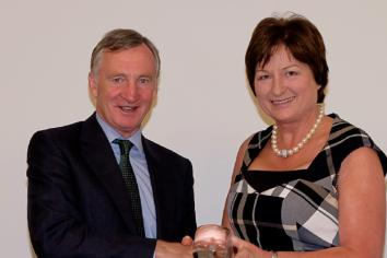 Queen's Award for Rural Support group