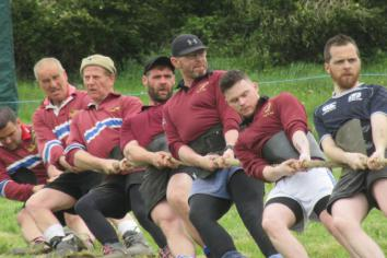 Local pullers prepare for championships