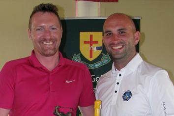 Captain's Day success for Brendan
